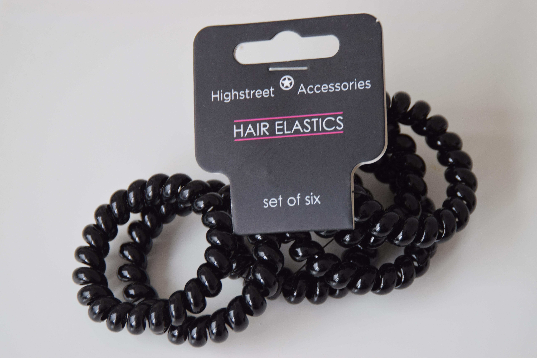 elastiekjes die je haar niet beschadigen